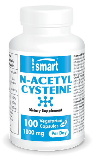 N-Acetyl Cysteine Supplement
