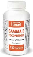 Gamma E Tocopherols
