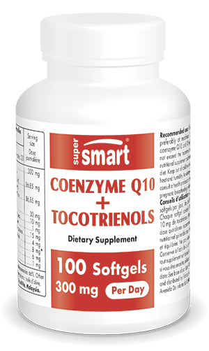 CoQ10 100 mg + Tocotrienols