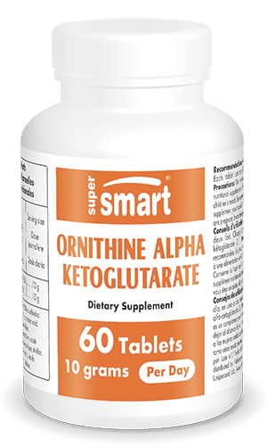 Ornithine Alpha Ketoglutarate (OKG)