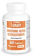 Ornithine Alpha Ketoglutarate (OKG) 1000 mg