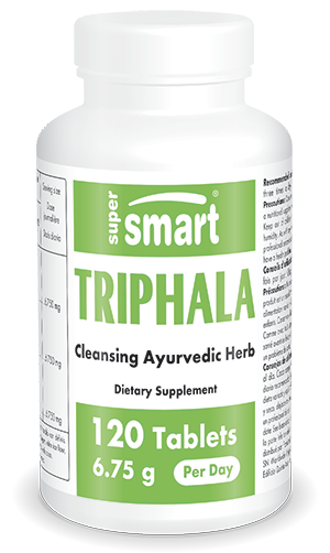 Triphala internal cleanser 750 mg