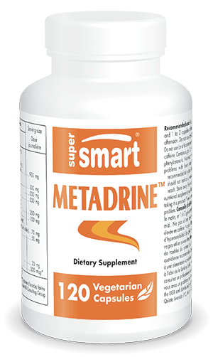 Metadrine Thermogenic Weight Loss Supplement Multiple Benefits