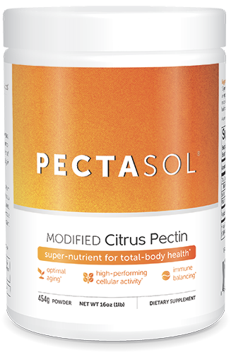 PectaSol-C® | Made in USA | GMO & Gluten Free | Immune System Booster - Health & Longevity Diet - Modified Citrus Pectin | 454 g / 16 Oz - Supersmart