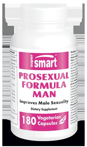 Prosexual formula man in farmacia