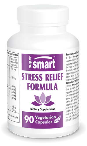Stress Relief Formula Supplement
