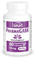 PharmaGABA® 125 mg