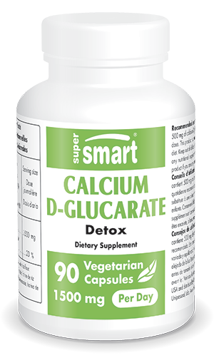 Calcium D-Glucarate Supplement