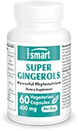 Super Gingerols 200 mg