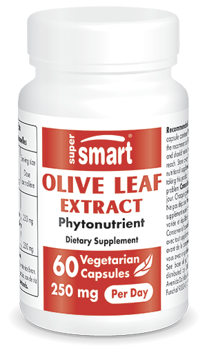 Olive Leaf Extract Supplement