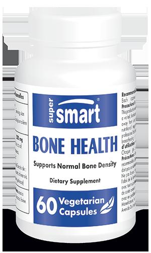 Bone Health | 60 Veg. Caps - Supersmart