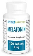 Melatonin 3 mg 120