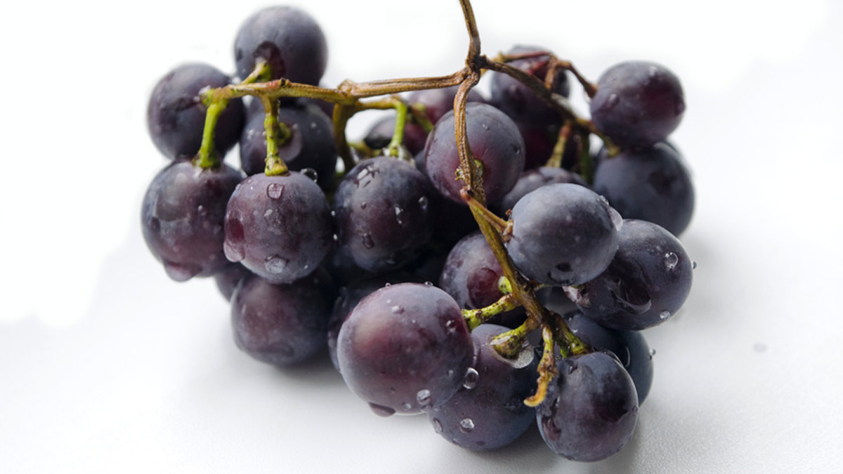 Grapes – autumn's health booster!